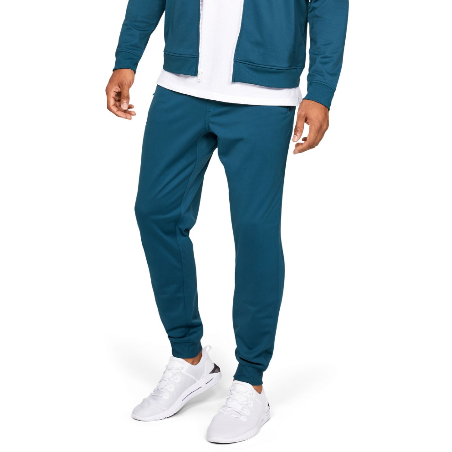 Under Armour sportstyle tricot jogger Azul Pantalones Deportivos