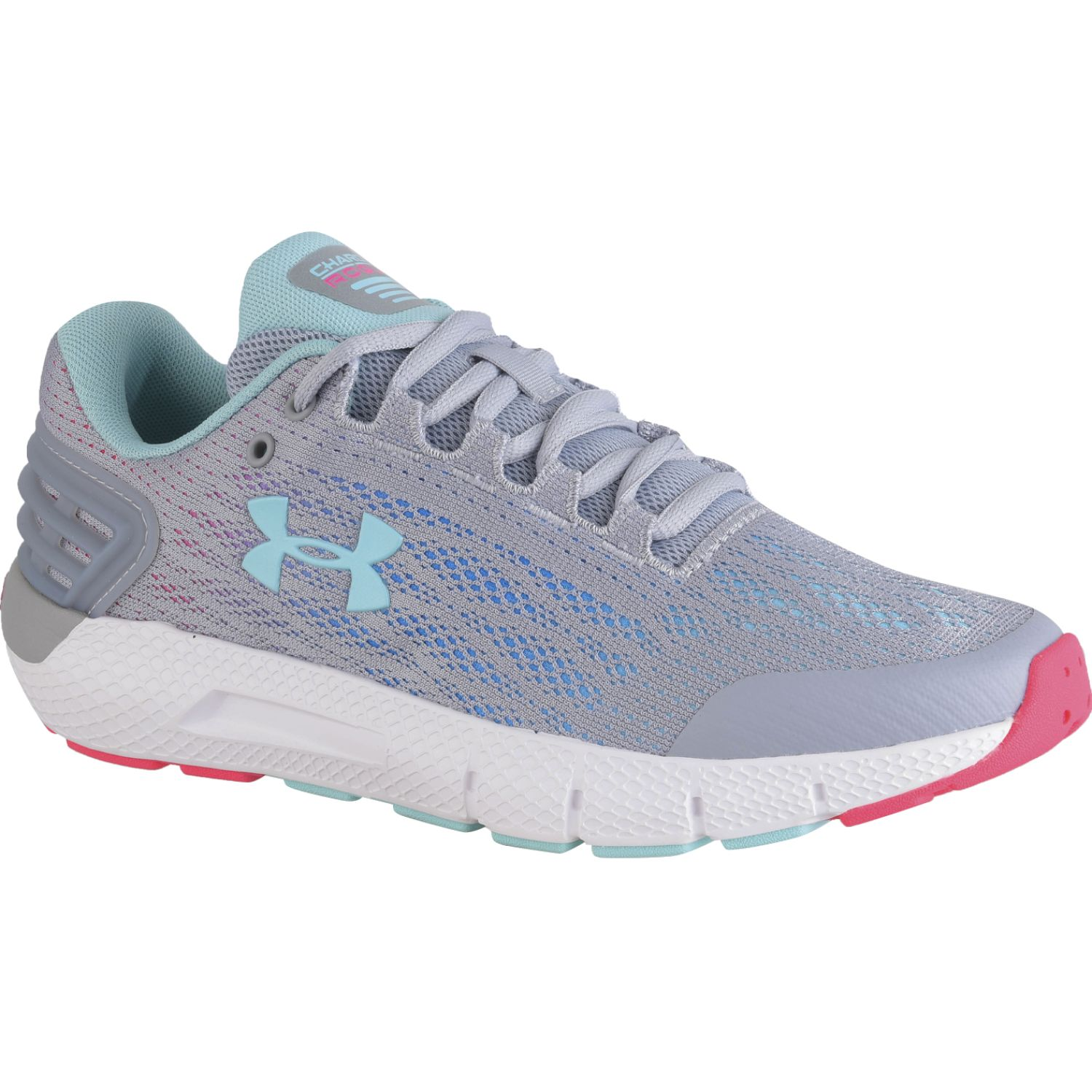 Under Armour ua ggs charged rogue Gris / verde Chicas