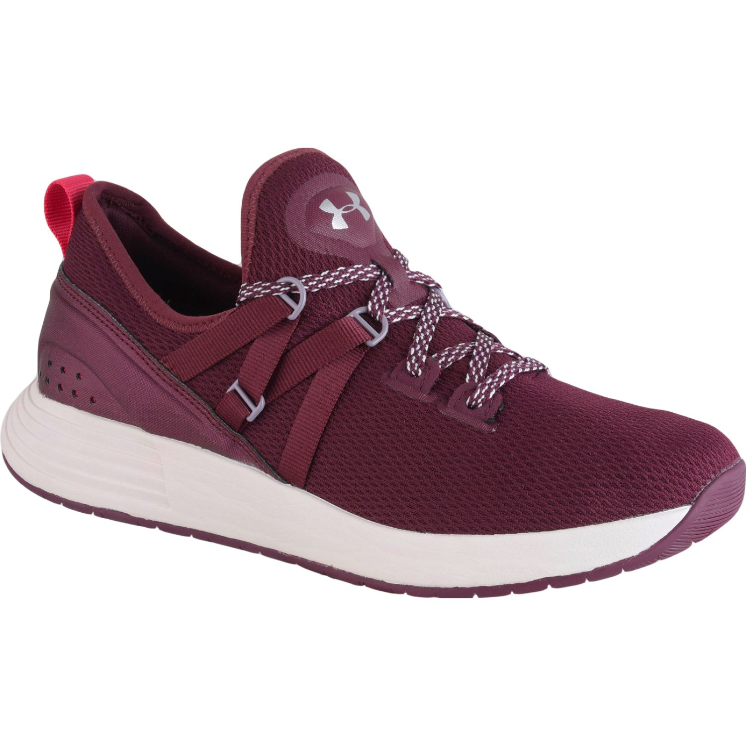 Under Armour UA W Breathe Trainer Burgundy Mujeres