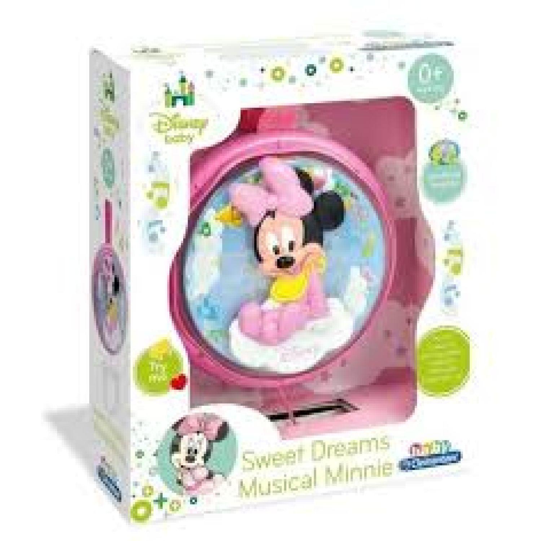 Minnie DB MINNIE DULCES SUEÑOS MUSICAL Varios Los asientos del coche y Cochecito Juguetes