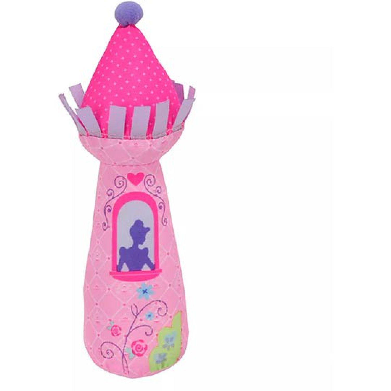 Princesas Db Sonaja Torre Rosado Autoasiento y carriola