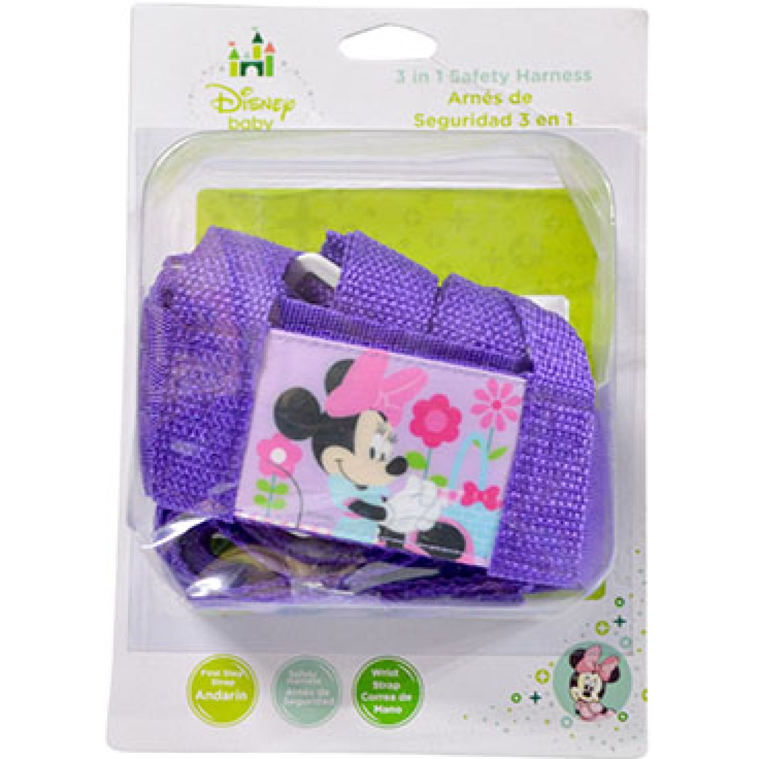 Minnie ARNES DE SEGURIDAD 3-1 MINNIE Morado Arneses y correas