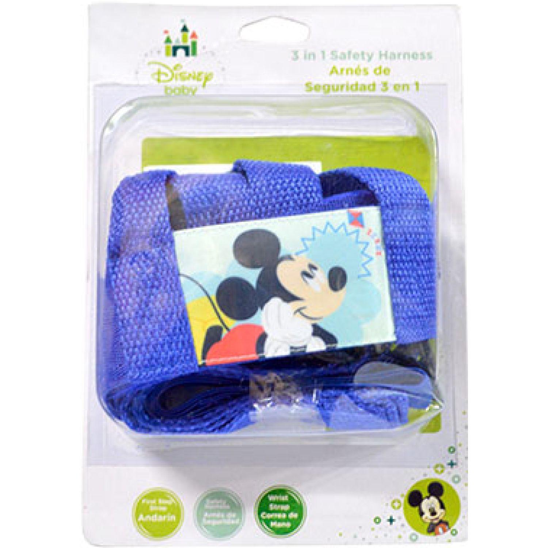 Mickey ARNES DE SEGURIDAD 3-1 MICKEY Azul Arneses y correas