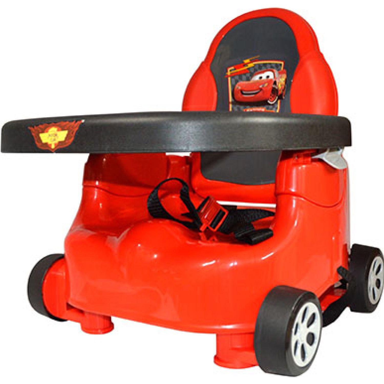 Cars Db Silla Booster Cars Rojo / negro Taburetes