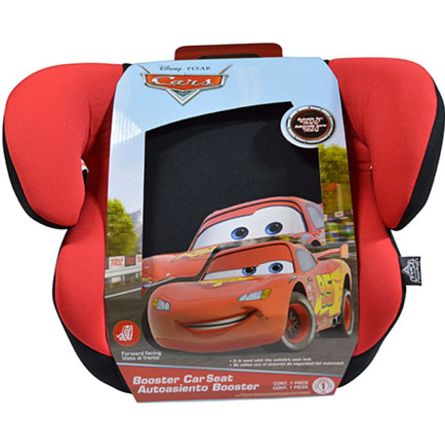 Cars Db Autoasiento Booster Cars Varios Infantil