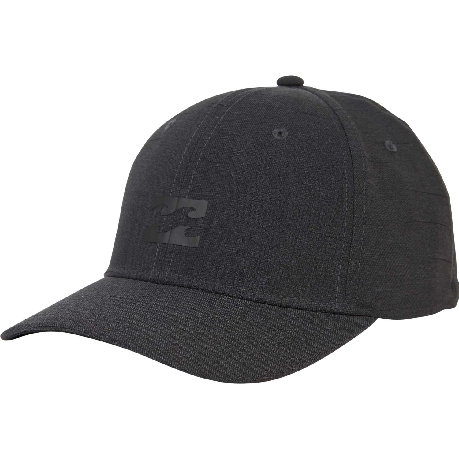 Billabong surftrek stretch Negro Gorros de Baseball