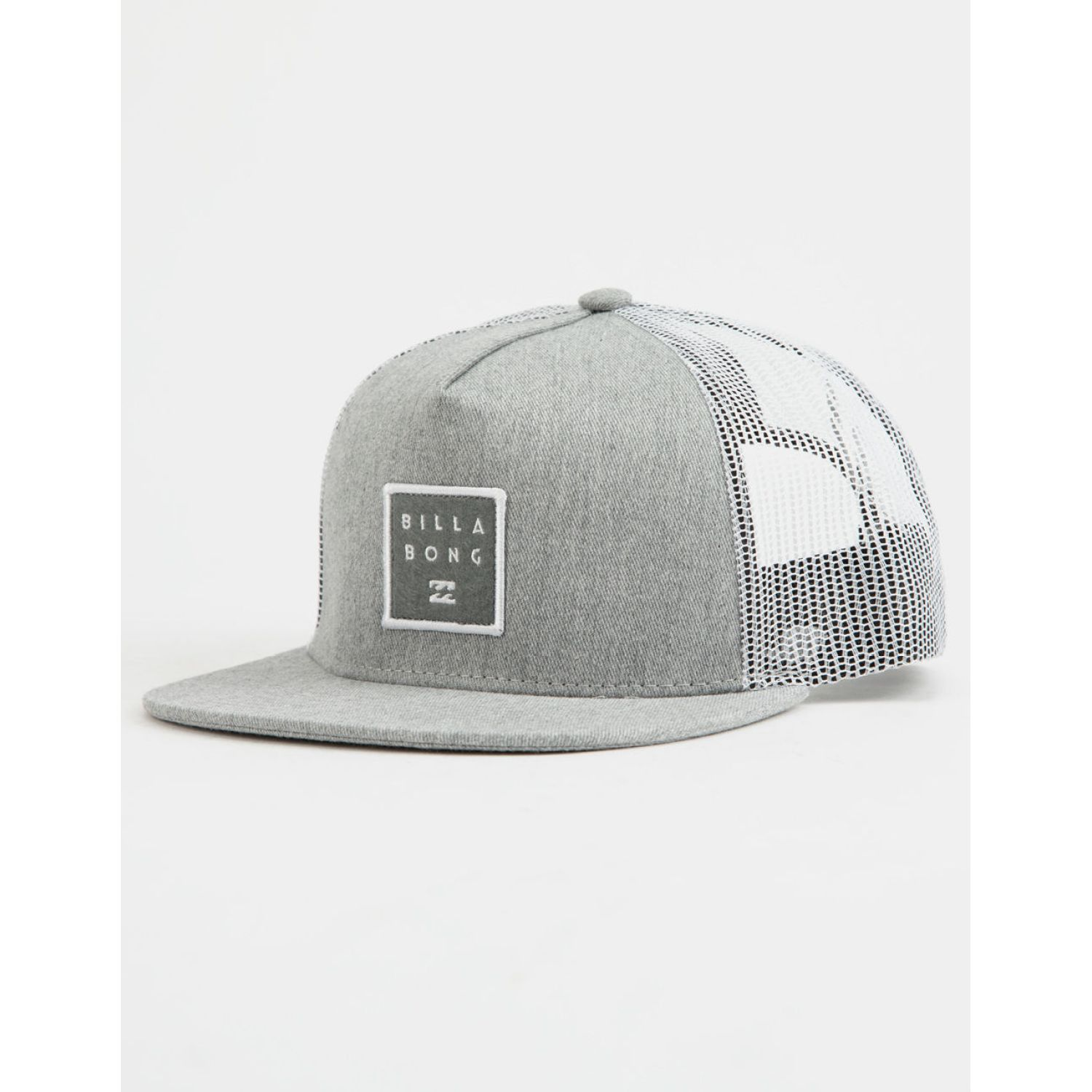 Billabong stacked trucker Gris Gorros de Baseball