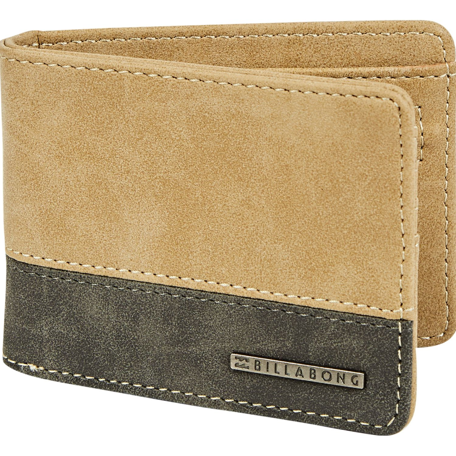 Billabong dimension wallet Camel Billeteras