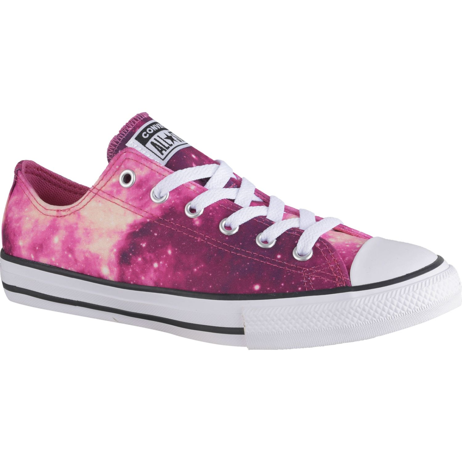 Converse ct as galaxy print ox Varios Walking