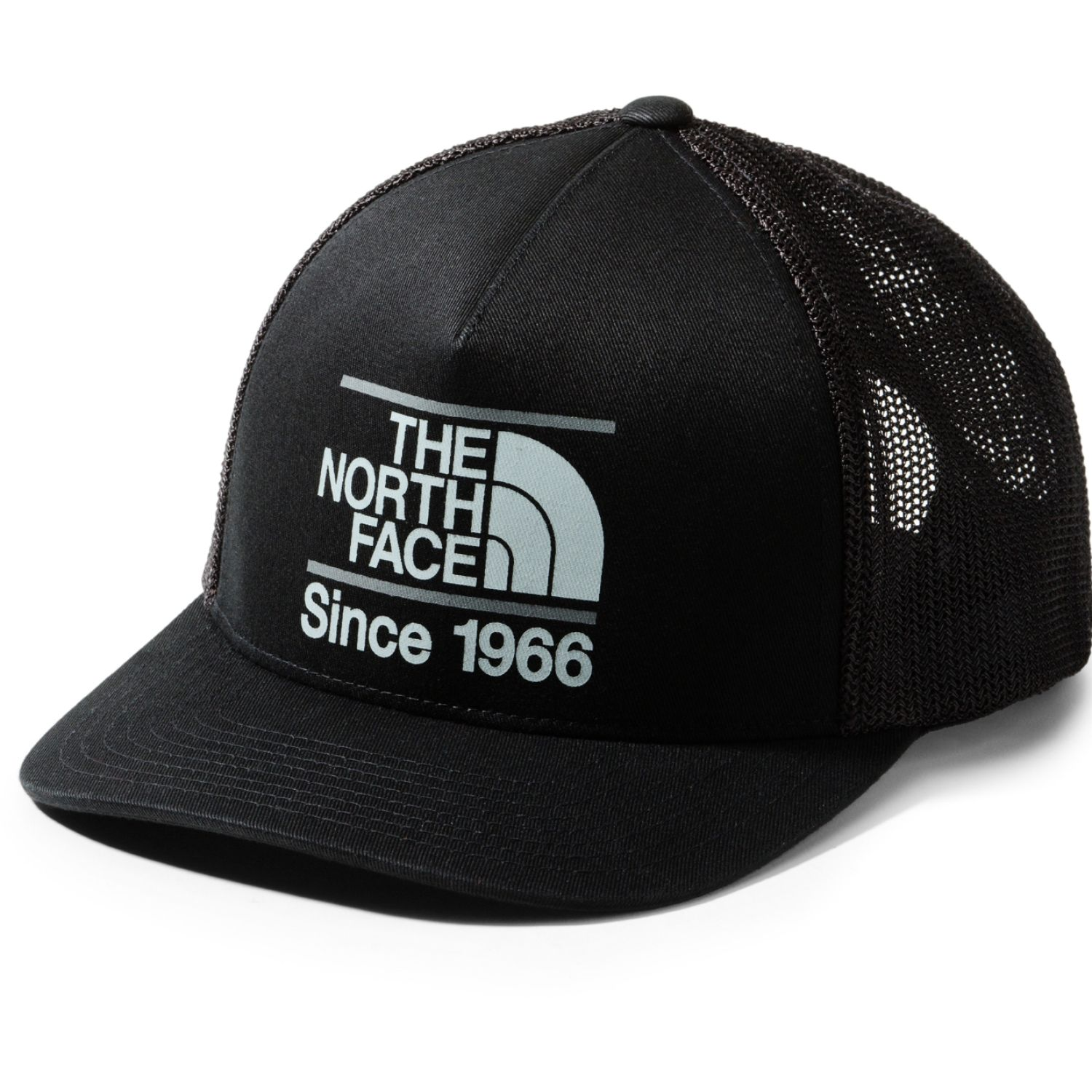 The North Face keep it structured trucker Negro / blanco Gorros de Baseball