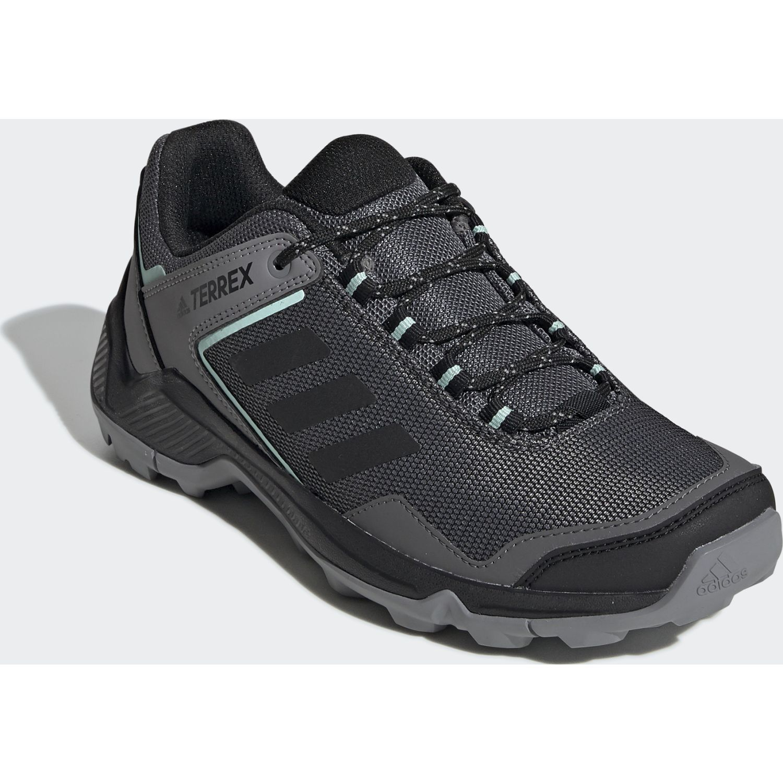 Adidas Terrex Eastrail W Negro / plomo Calzado de correr