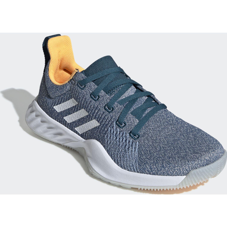 Adidas solar lt trainer w Celeste / blanco Mujeres