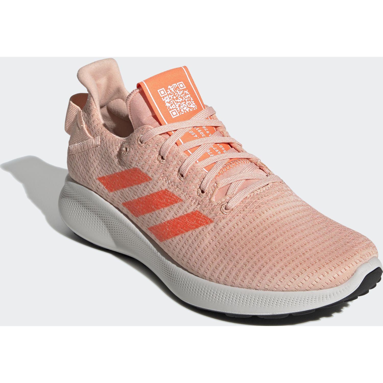 Teleférico revelación Cava  Adidas Sensebounce + Street W MELON / NARANJA Correr por carretera |  platanitos.com