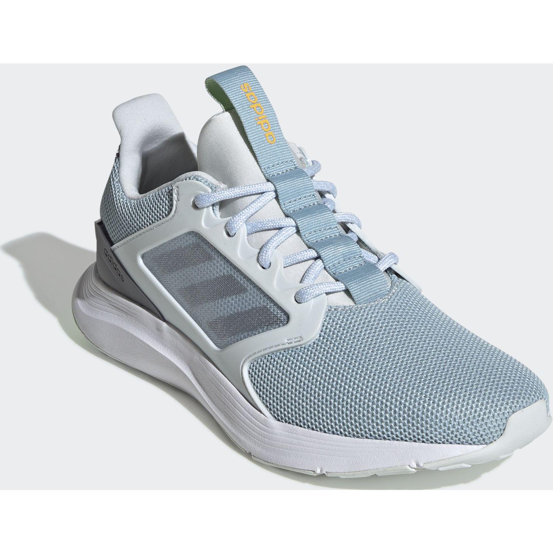 Adidas energyfalcon x Celeste / plomo Running en pista