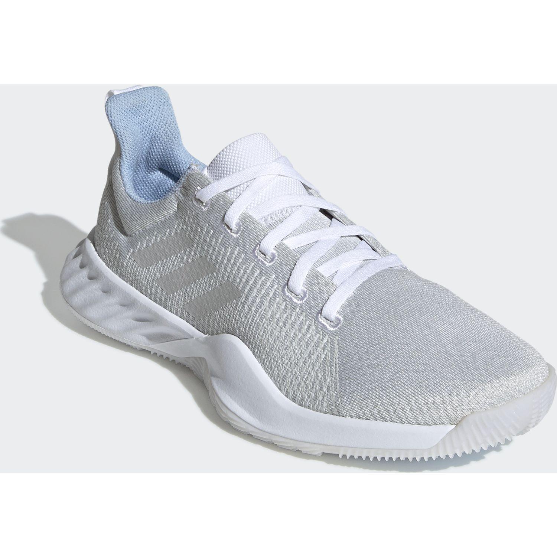 Adidas Solar Lt Trainer W Gris / blanco Mujeres