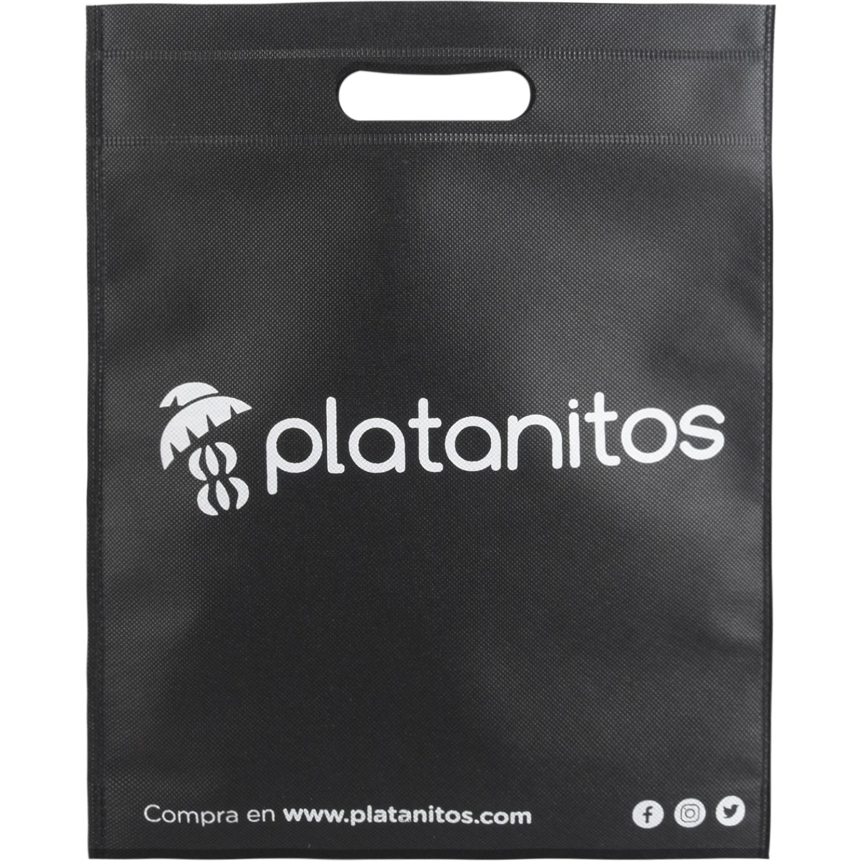 Platanitos bolsa emp troq-s Negro Bolsas de regalo