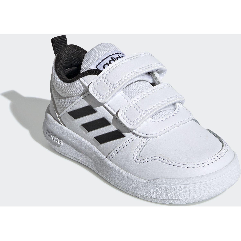 Adidas Tensaur I Blanco / negro Muchachos
