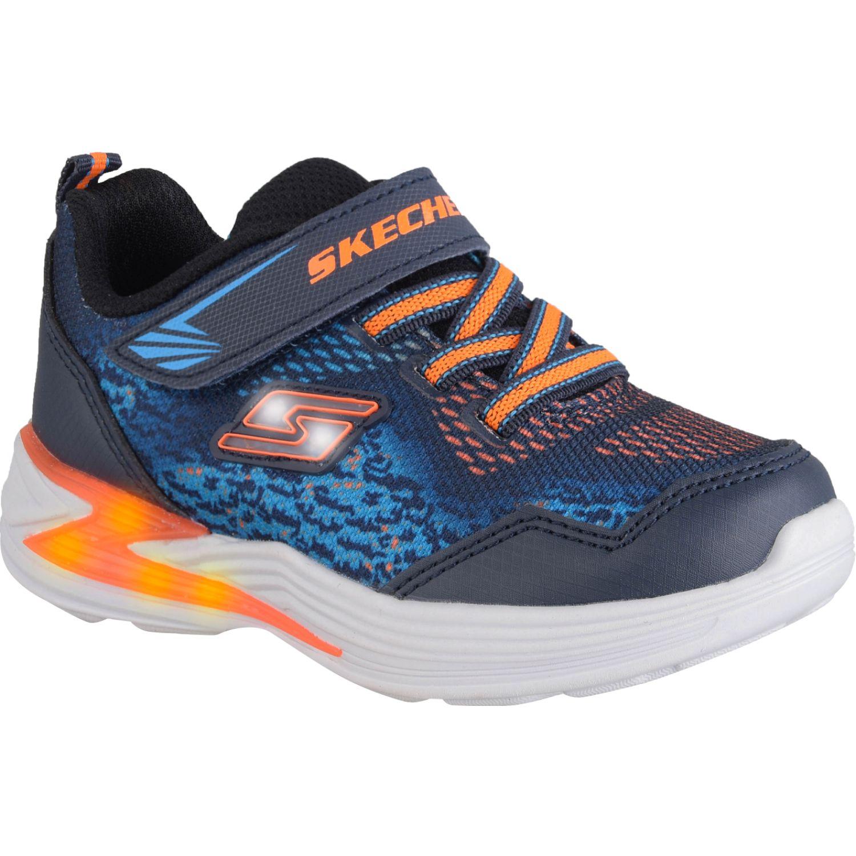Skechers erupters iii Azul / naranja Walking