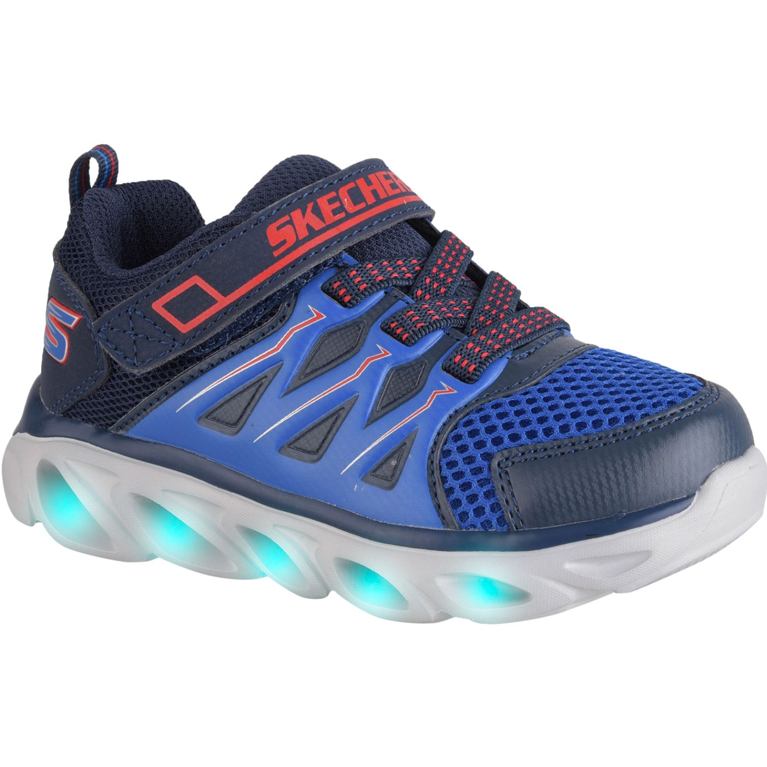 Skechers hypno-flash 3.0 Azul / rojo Walking