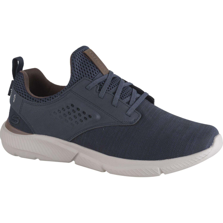 Skechers Ingram Azul / marrón Walking