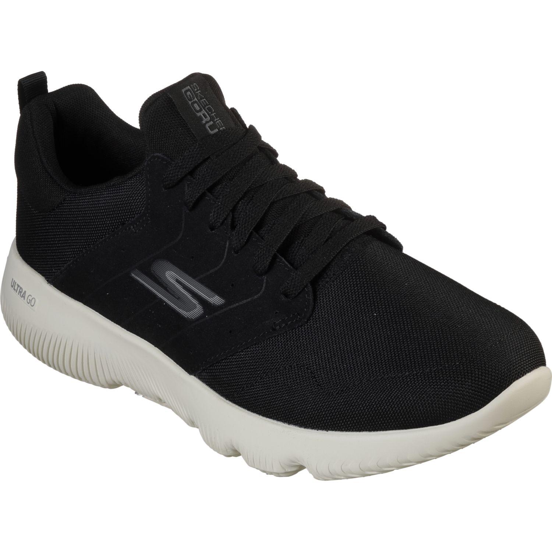 Skechers Go Run Focus Negro / blanco Para caminar