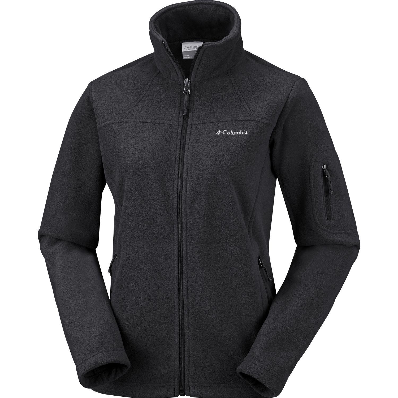 Columbia fast trek ii jacket Negro Casacas Ligeras