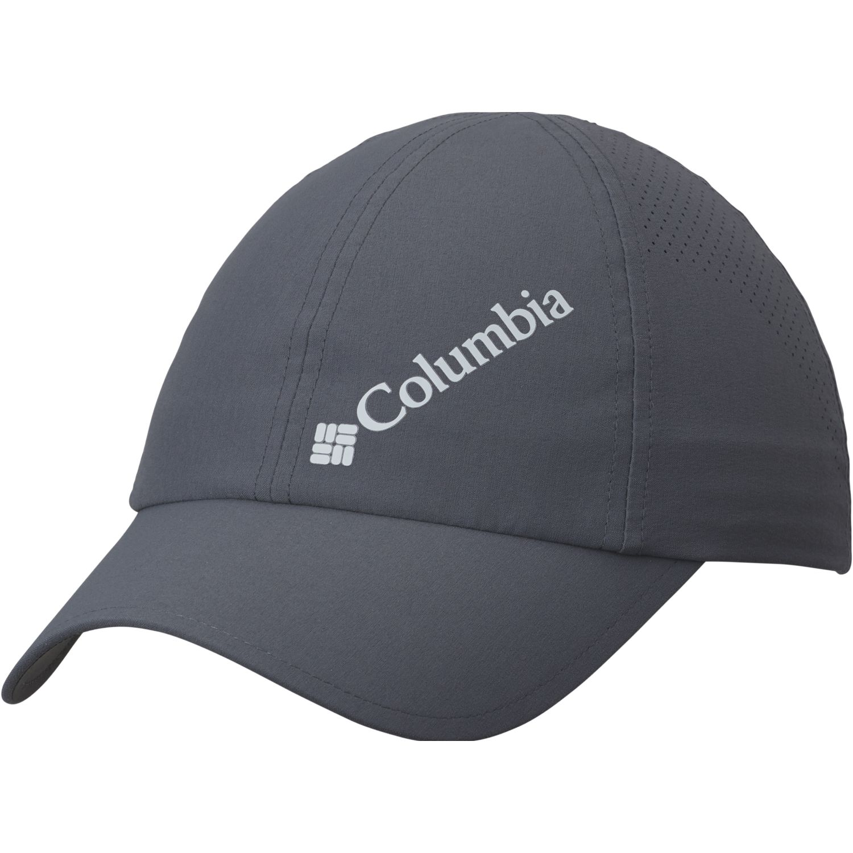 Columbia silver iii ball cap Plomo Sombreros y gorras
