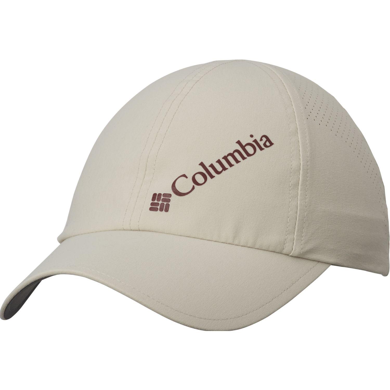 Columbia silver iii ball cap Beige Gorros de Baseball