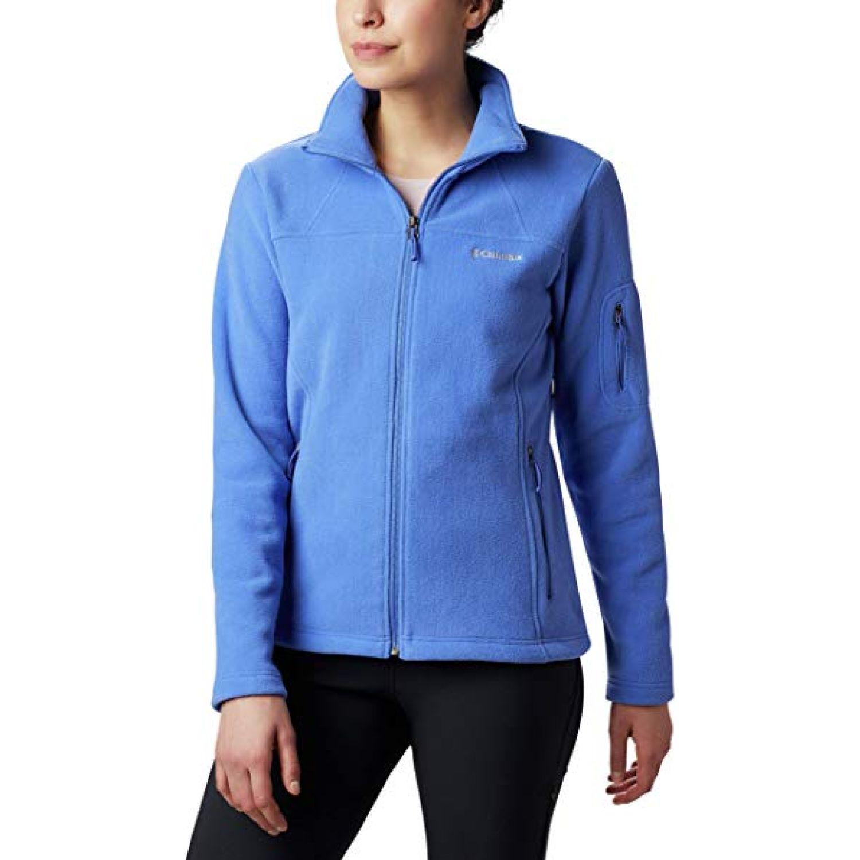 Columbia fast trek ii jacket Azul Casacas Ligeras