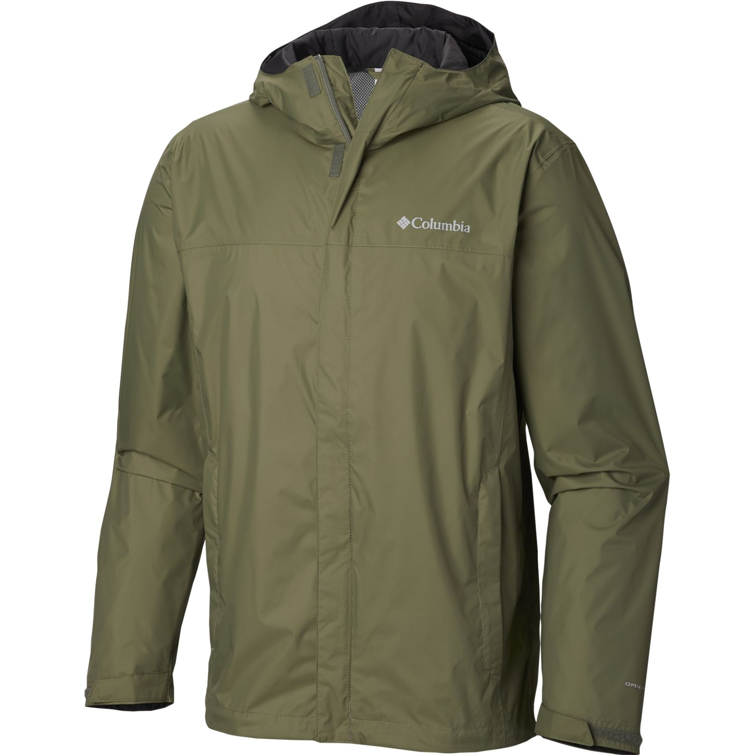 Columbia watertight ii jacket Olivo Trinchera y Lluvia