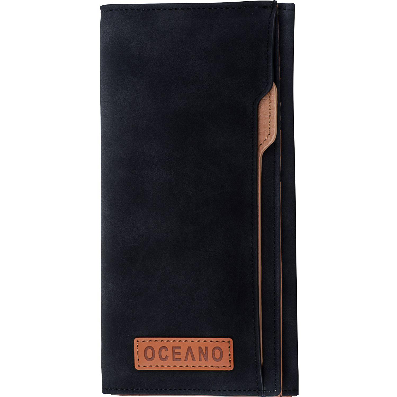 OCEANO billetera diy Negro / marrón Monederos