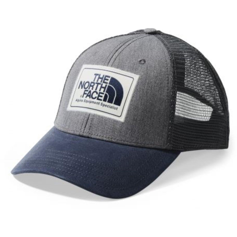 The North Face mudder trucker hat AZUL / PLOMO Gorros de Baseball