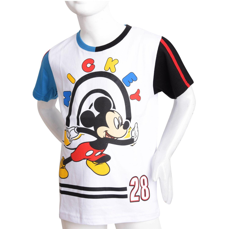 Mickey mik-0805-a Blanco Polos