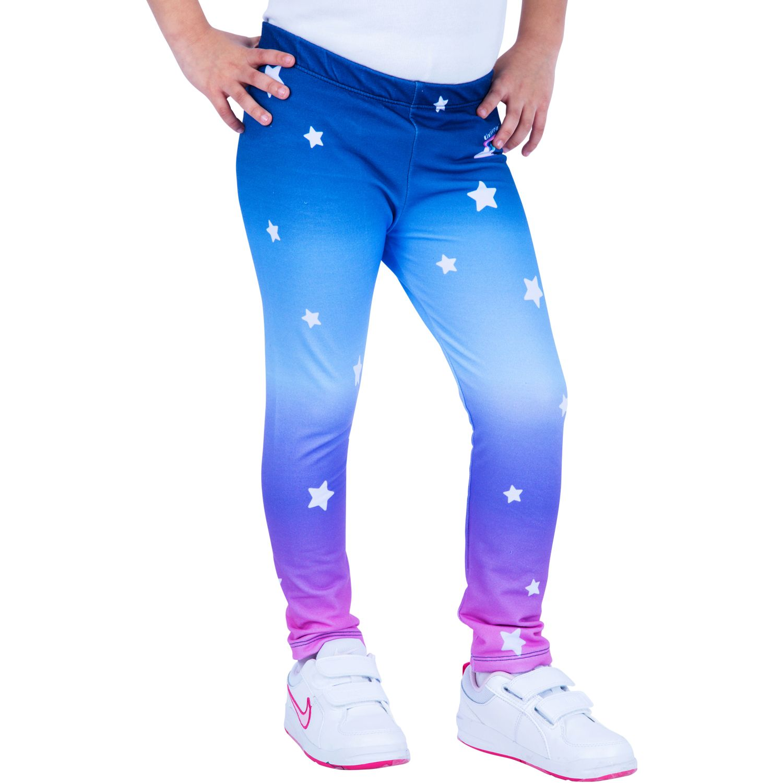 Unicornio mco-0075-a Azul Pantalones & Capris