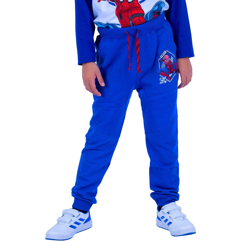 Spiderman sh2-0201-a Azul Pantalones