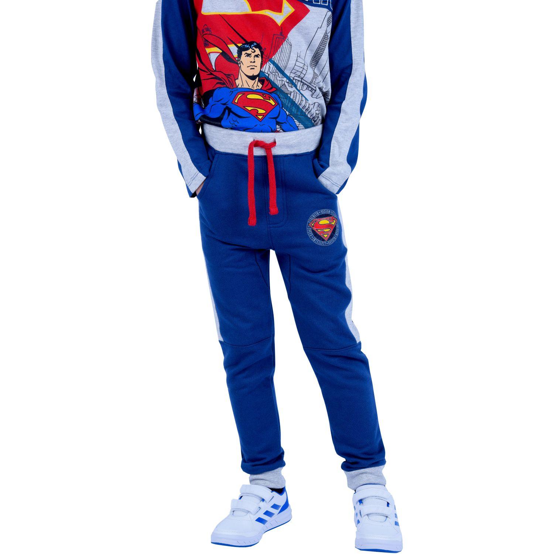SUPERMAN dcs-0280-a Azul Pantalones