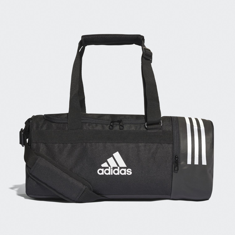 Adidas cvrt 3s duf s Negro Bolsos de gimnasio