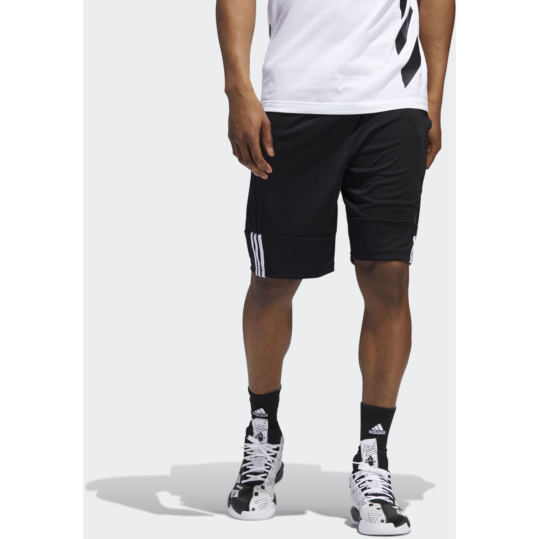 Adidas 3g speed x Negro / blanco Shorts Deportivos
