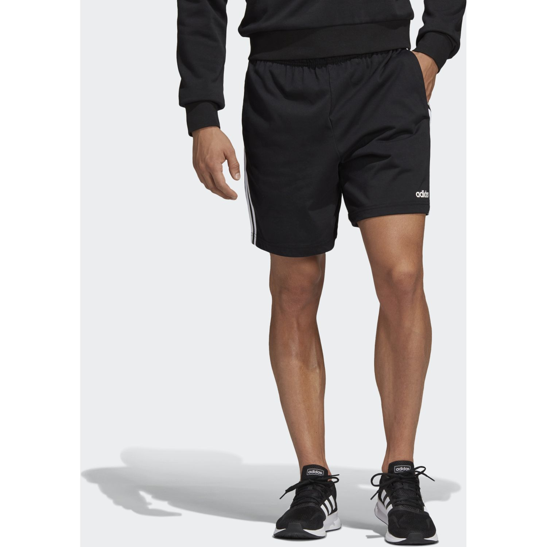 Adidas e 3s shrt sj Negro / blanco Shorts Deportivos
