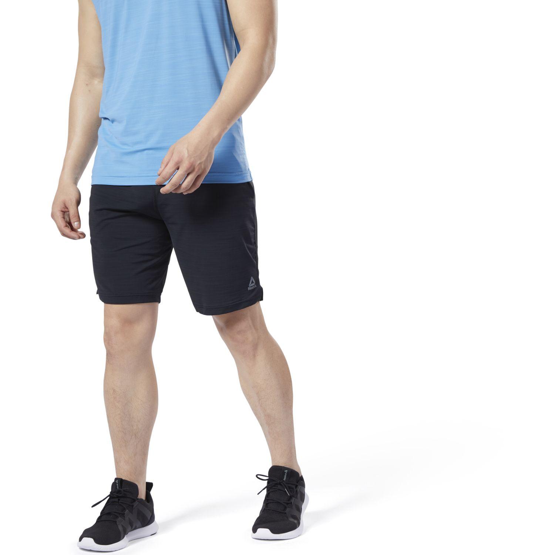 Reebok wor activchill short Negro Shorts Deportivos