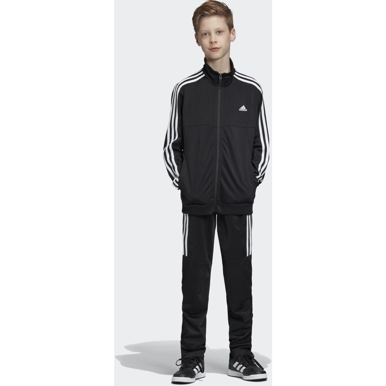 Adidas yb ts tiro Negro / blanco Buzos Deportivos