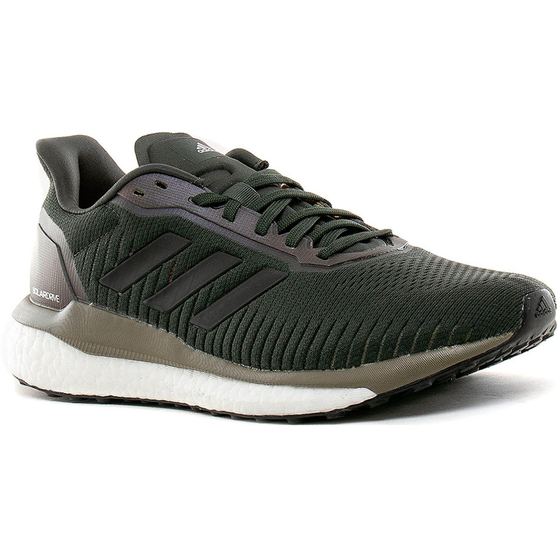 Adidas solar drive 19 m Negro / plomo Running en pista
