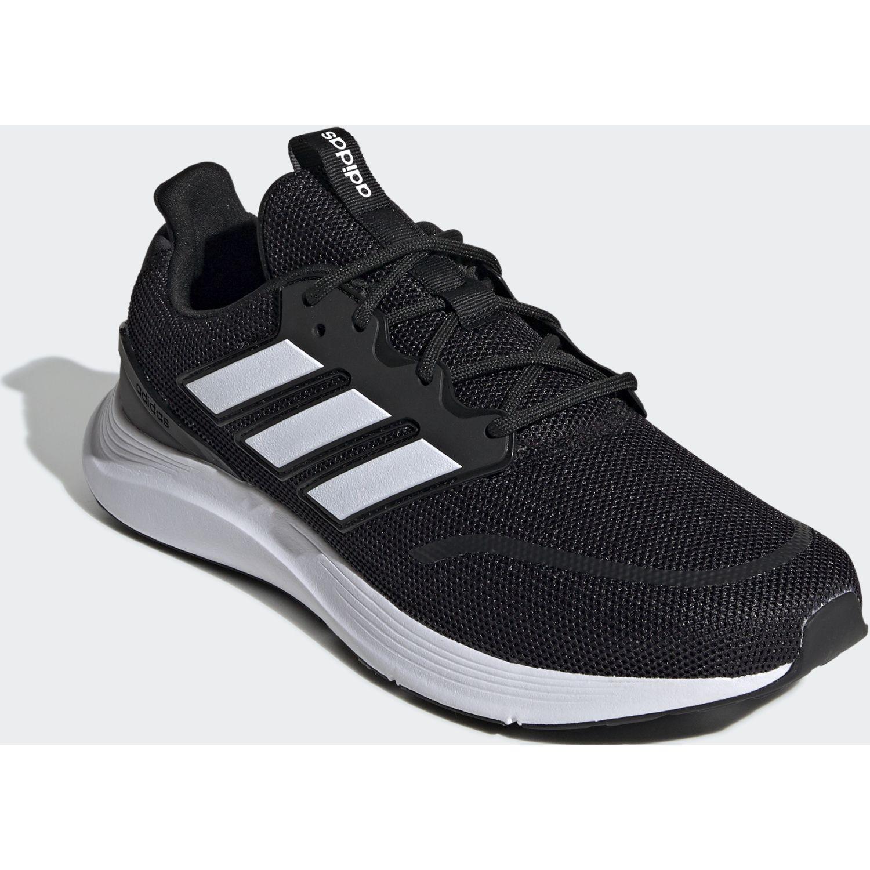Adidas ENERGYFALCON Negro / blanco Trail Running