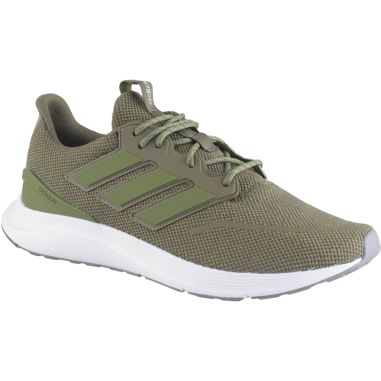 Adidas energyfalcon Verde / blanco Running en pista