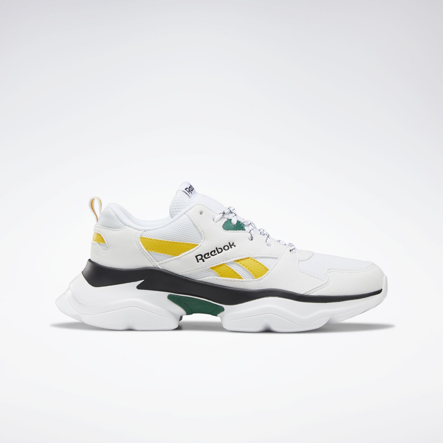 Reebok reebok royal bridge 3 Blanco / amarillo Running en pista