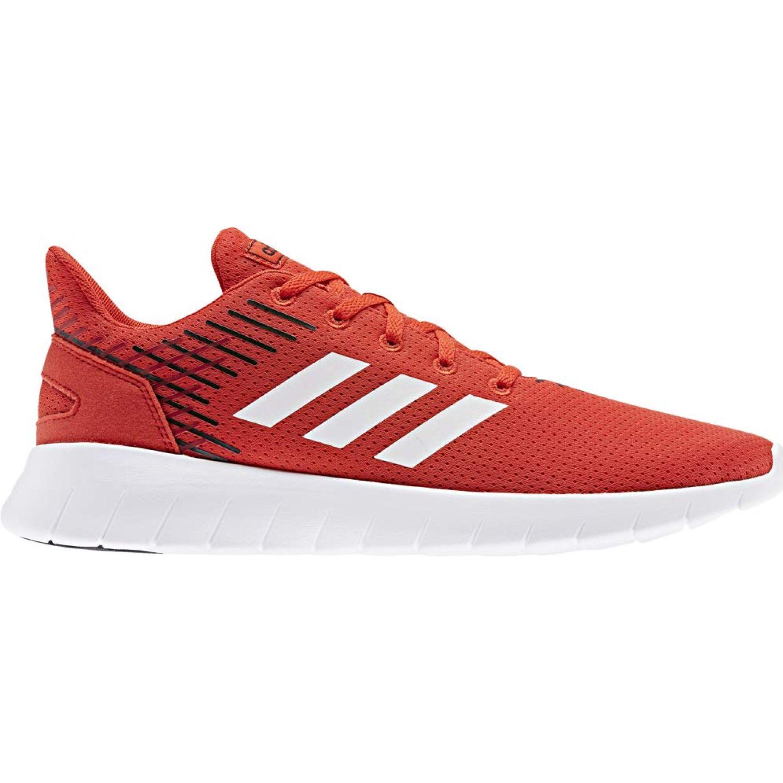 Adidas asweerun Rojo / blanco Running en pista