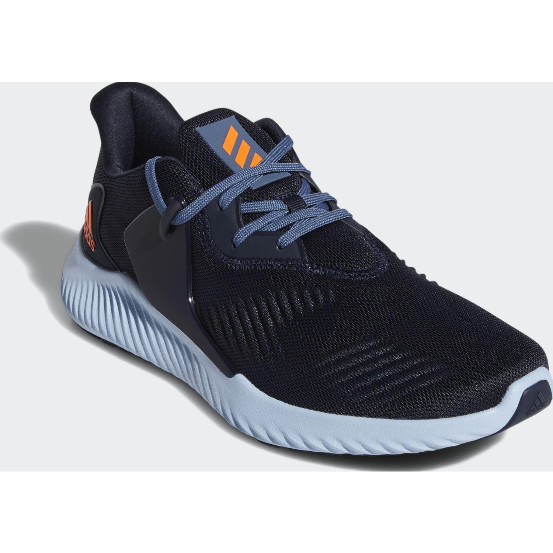 Adidas alphabounce rc 2 m Navy / Celeste Running en pista