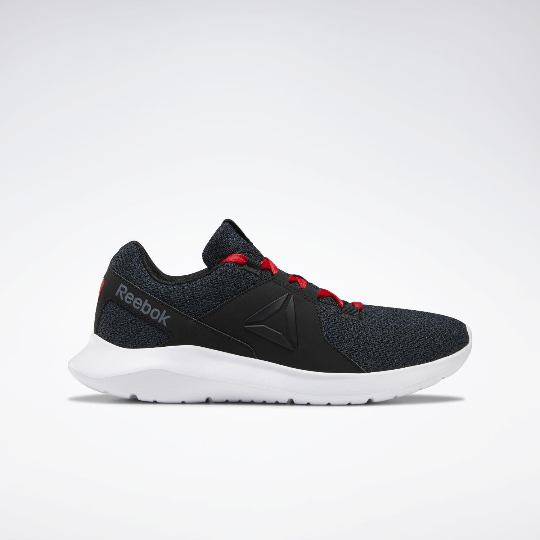 Reebok reebok energylux Negro / rojo Running en pista
