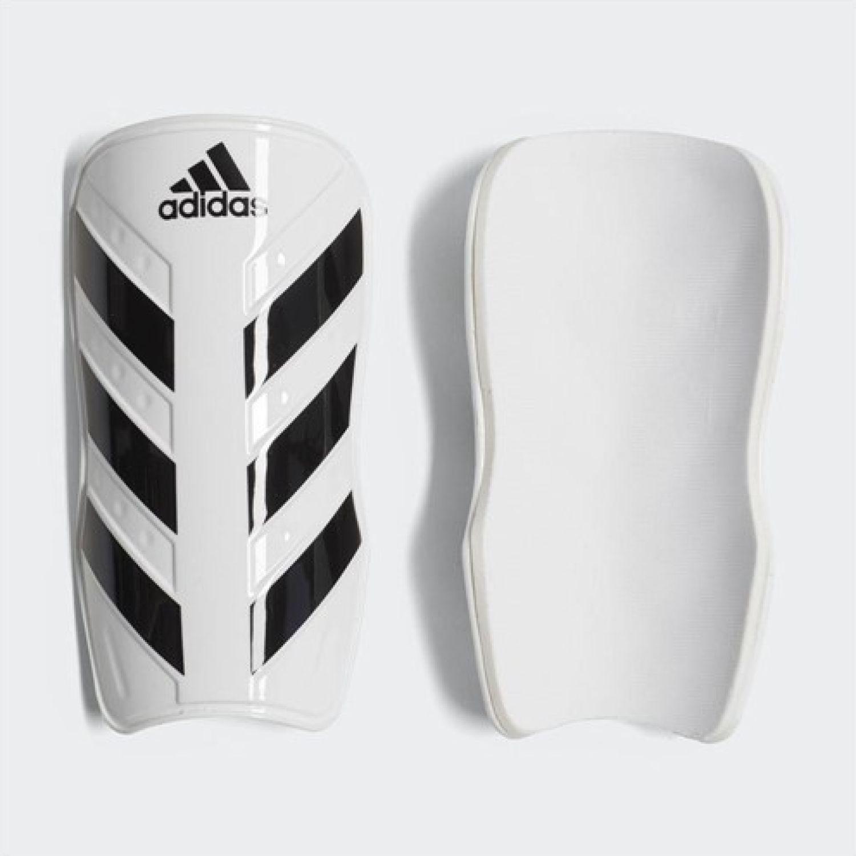 Adidas Everclub Negro / blanco Espinilleras