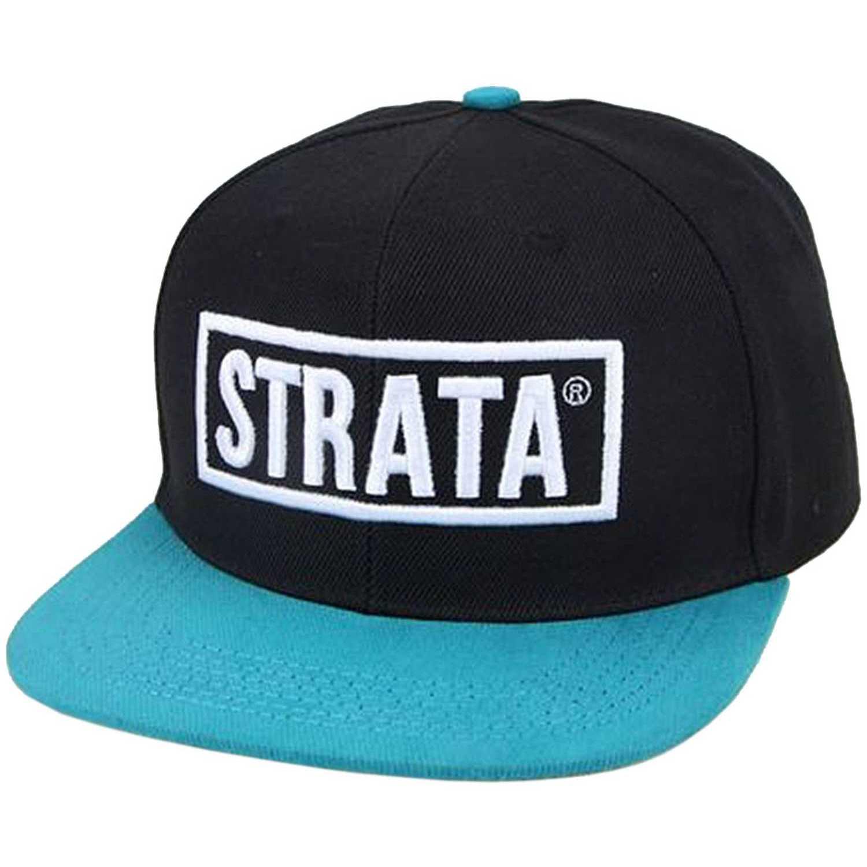 Strata logo since Turquesa